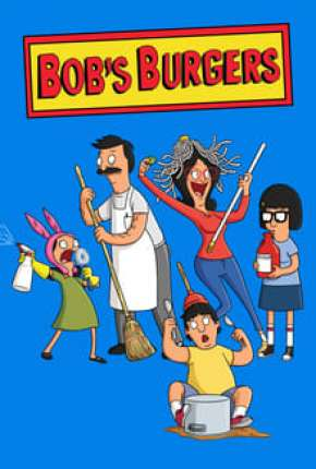 Bobs Burgers - 11ª Temporada - Legendado Desenhos Torrent Download capa