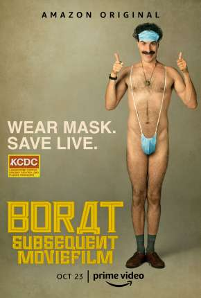 Borat - Fita de Cinema Seguinte Filmes Torrent Download capa