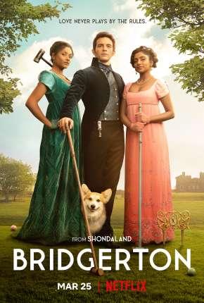 Bridgerton - 1ª Temporada Séries Torrent Download capa
