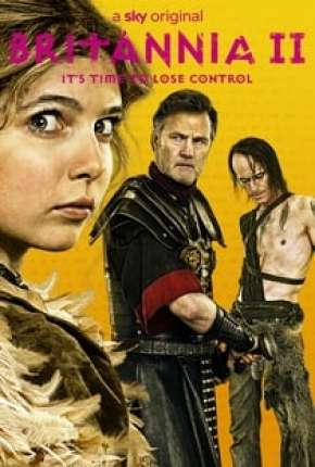 Britannia - 2ª Temporada Completa Legendada Séries Torrent Download capa