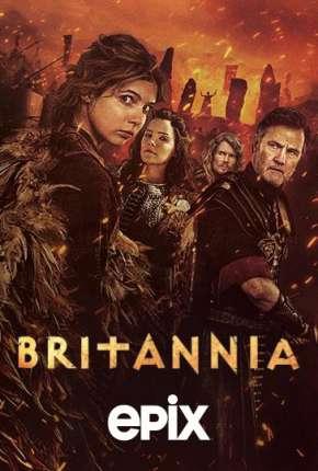 Britannia - 3ª Temporada Completa Legendada Séries Torrent Download capa