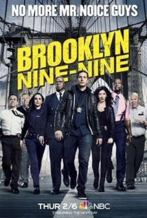 Brooklyn Nine-Nine - 7ª Temporada Séries Torrent Download capa