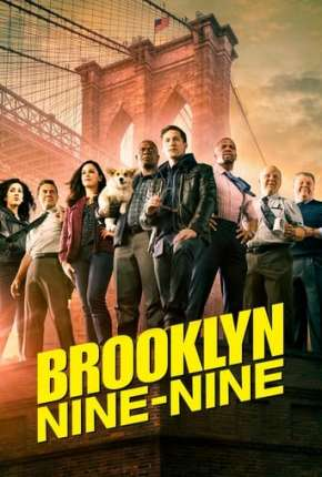 Brooklyn Nine-Nine - 8ª Temporada Séries Torrent Download capa
