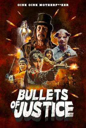 Bullets of Justice - Legendado Filmes Torrent Download capa
