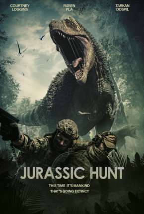 Caça Jurássica - Legendado Filmes Torrent Download capa