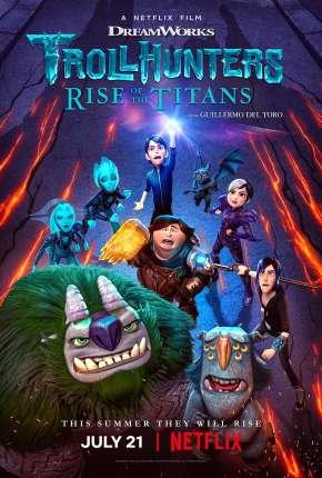Caçadores de Trolls - A Ascensão dos Titãs Filmes Torrent Download capa