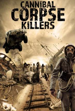 Cannibal Corpse Killers - Legendado Filmes Torrent Download capa