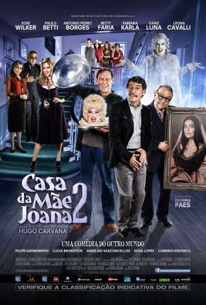Casa da Mãe Joana 2 Nacional Filmes Torrent Download capa