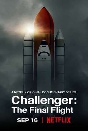 Challenger - Voo Final - 1ª Temporada Completa Legendada Séries Torrent Download capa