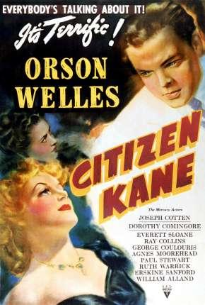 Cidadão Kane - Citizen Kane BluRay Filmes Torrent Download capa