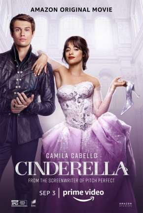 Cinderela - Cinderella (2021) Filmes Torrent Download capa