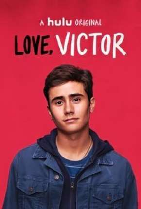 Com Amor, Victor - 1ª Temporada Completa Séries Torrent Download capa