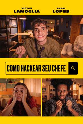 Como Hackear Seu Chefe Filmes Torrent Download capa