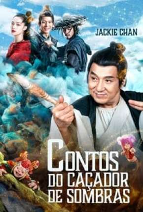 Contos do Caçador de Sombras Filmes Torrent Download capa