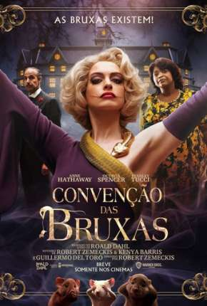 Convenção das Bruxas - Legendado Filmes Torrent Download capa