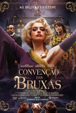 Convenção das Bruxas - The Witches Filmes Torrent Download capa