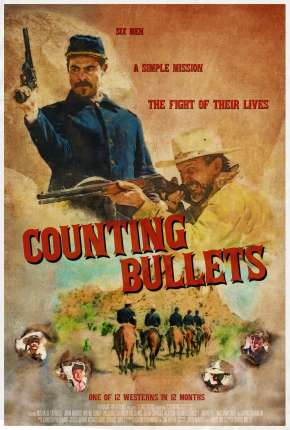 Counting Bullets - Legendado Filmes Torrent Download capa