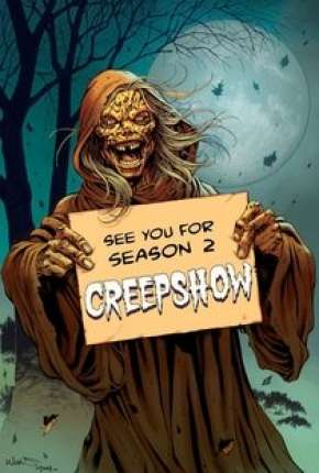 Creepshow - 2ª Temporada Legendada Torrent torrent download capa