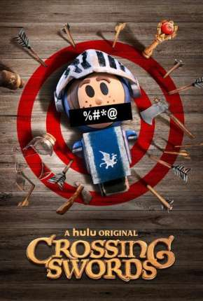 Crossing Swords - 1ª Temporada Completa - Legendado Desenhos Torrent Download capa