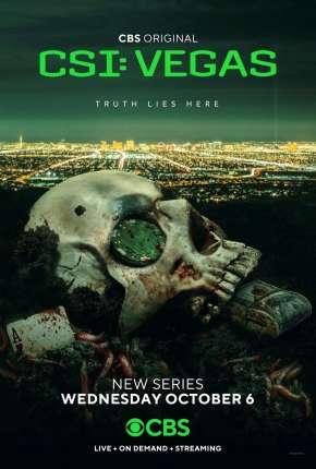 CSI - Vegas - 1ª Temporada Legendada Séries Torrent Download capa