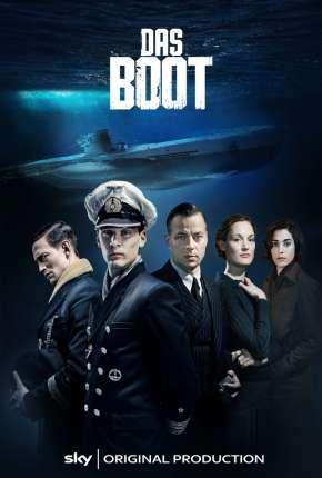 Das Boot - 2ª Temporada Completa Séries Torrent Download capa