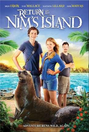De Volta a Ilha da Imaginação - Return to Nims Island Filmes Torrent Download capa