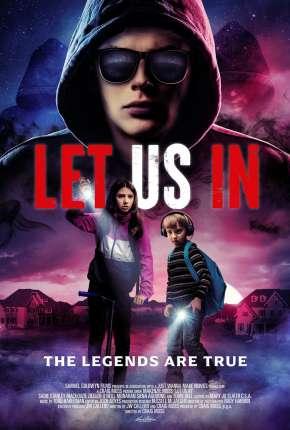 Deixe-nos Entrar - Let Us In - Legendado Filmes Torrent Download capa