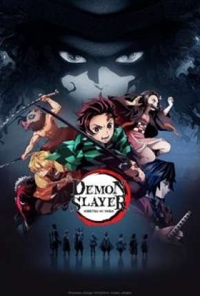Demon Slayer - Kimetsu no Yaiba - 1ª Temporada Desenhos Torrent Download capa