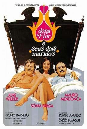Dona Flor e Seus Dois Maridos Nacional Filmes Torrent Download capa