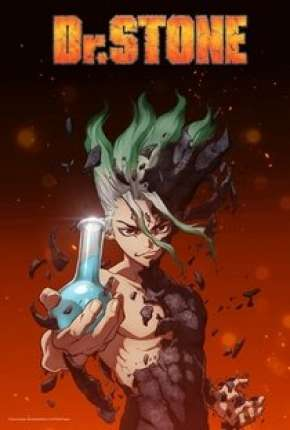 Dr. Stone - 1ª Temporada Completa Desenhos Torrent Download capa