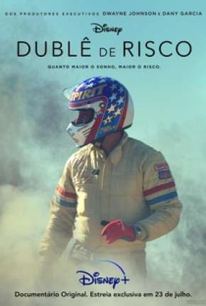 Dublê de Risco Filmes Torrent Download capa