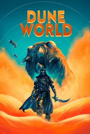 Dune World - Legendado Filmes Torrent Download capa