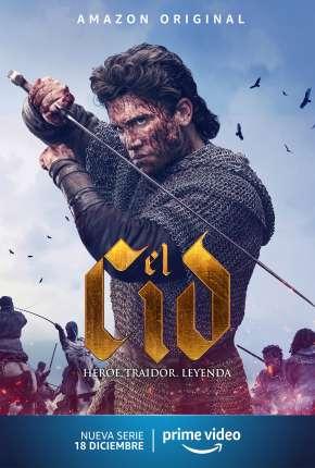 El Cid - 1ª Temporada Completa Legendada Séries Torrent Download capa