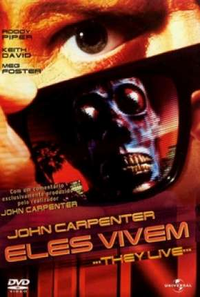Eles Vivem - They Live Filmes Torrent Download capa
