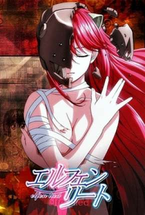Elfen Lied - Legendado Desenhos Torrent Download capa