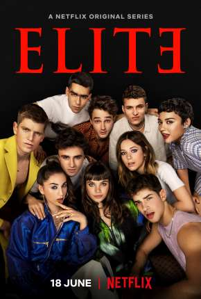 Elite - 4ª Temporada Completa Legendada Séries Torrent Download capa