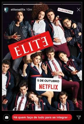Elite - 4ª Temporada Séries Torrent Download capa
