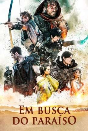Em Busca do Paraíso Filmes Torrent Download capa
