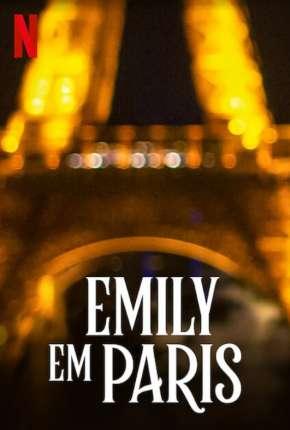 Emily em Paris - 1ª Temporada Completa Torrent torrent download capa