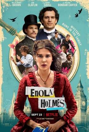 Enola Holmes Filmes Torrent Download capa