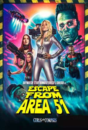 Escape from Area 51 - Legendado Filmes Torrent Download capa