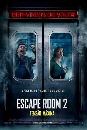 Escape Room 2 - Tensão Máxima - Legendado Filmes Torrent Download capa