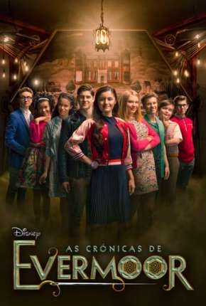 Evermoor - 1ª Temporada Completa Séries Torrent Download capa