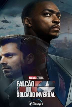 Falcão e Soldado Invernal - 1ª Temporada Séries Torrent Download capa