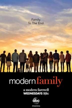 Família Moderna - 11ª Temporada Torrent torrent download capa