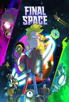 Final Space - 3ª Temporada - Legendado Torrent torrent download capa