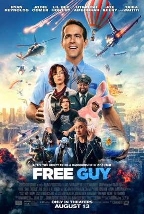 Free Guy - Assumindo o Controle Filmes Torrent Download capa