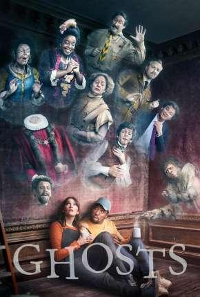 Ghosts - 2ª Temporada Completa Legendada Séries Torrent Download capa