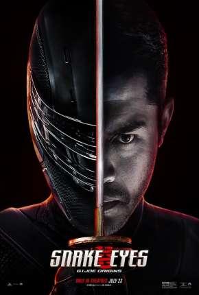 G.I. Joe Origens - Snake Eyes Filmes Torrent Download capa
