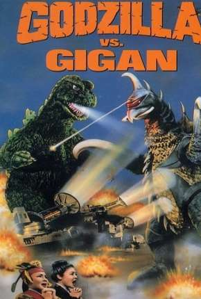 Godzilla vs. Gigan - Legendado Filmes Torrent Download capa